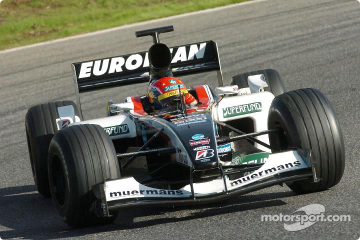 Formel-1-Test (2003)
