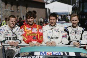 2008-2012: Porsche Mobil 1 Supercup