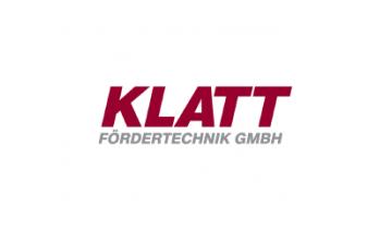 Logo der Klatt Fördertechnik GmbH