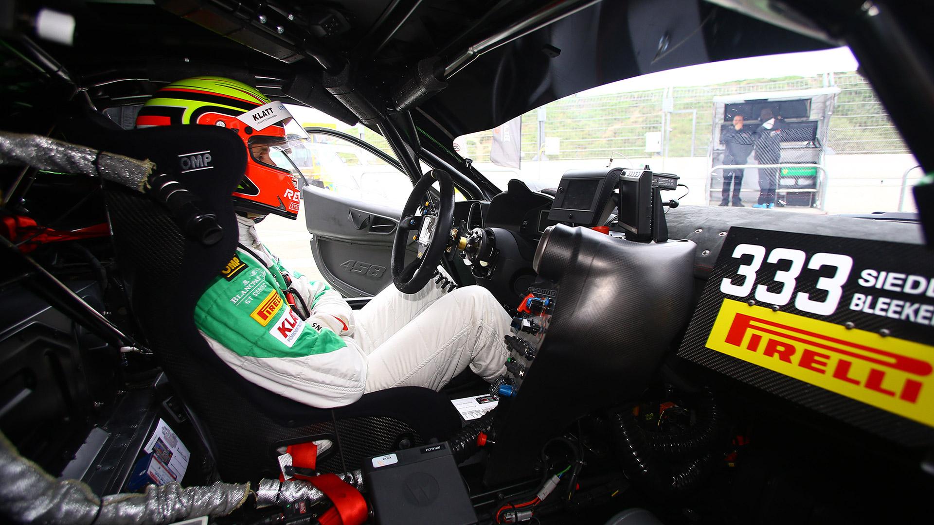 Norbert Siedler startet 2016 mit Ferrari, Lamborghini und Porsche