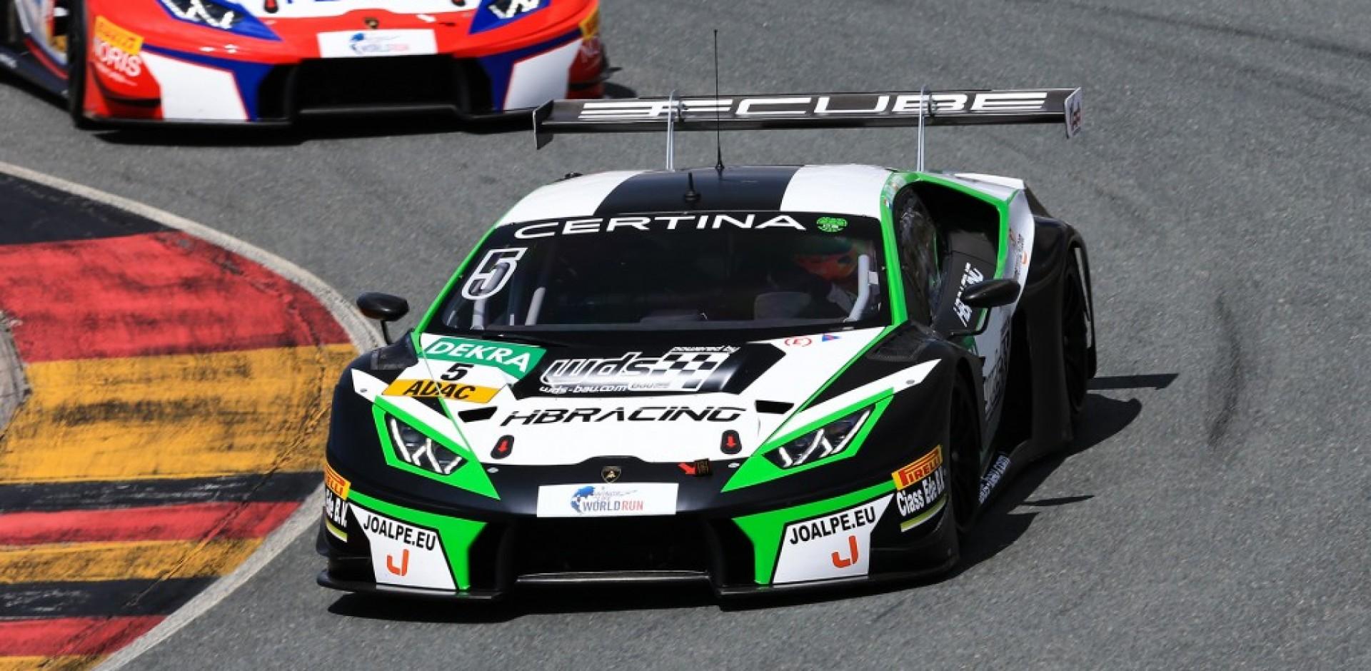 Starke Aufholjagd auf dem Sachsenring bringt Norbert Siedler Platz neun