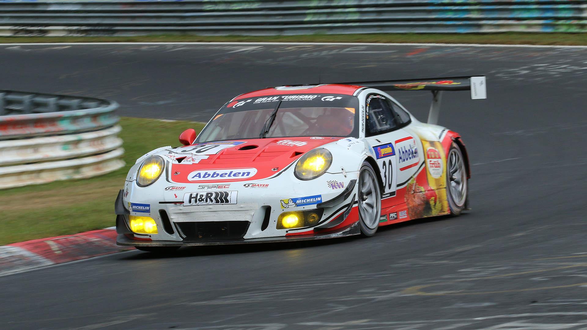 Pole-Position und schnellste Rennrunde für Norbert Siedler in der VLN