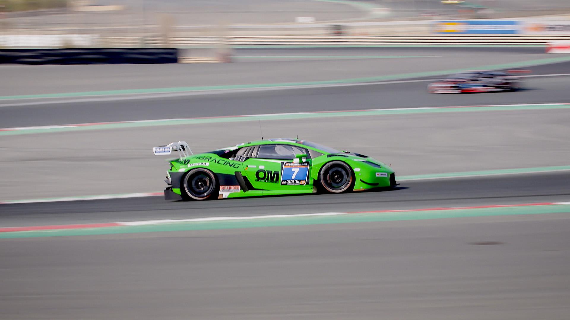 Feuer beendet 24-Stunden-Rennen in Dubai für Norbert Siedler vorzeitig