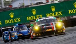 Übermütiger Konkurrent reißt Norbert Siedler bei den 24 Stunden von Daytona aus dem Rennen