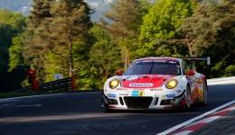 Norbert weiterhin mit Frikadelli Racing auf der Nordschleife unterwegs