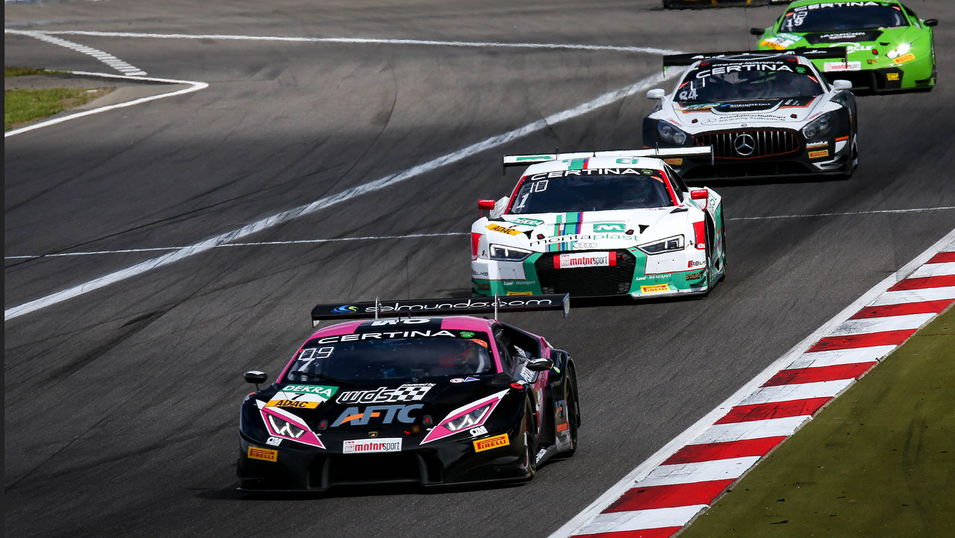 ADAC GT Masters, 9. + 10. Lauf - Nürburgring 2017 - Foto: Gruppe C Photography
